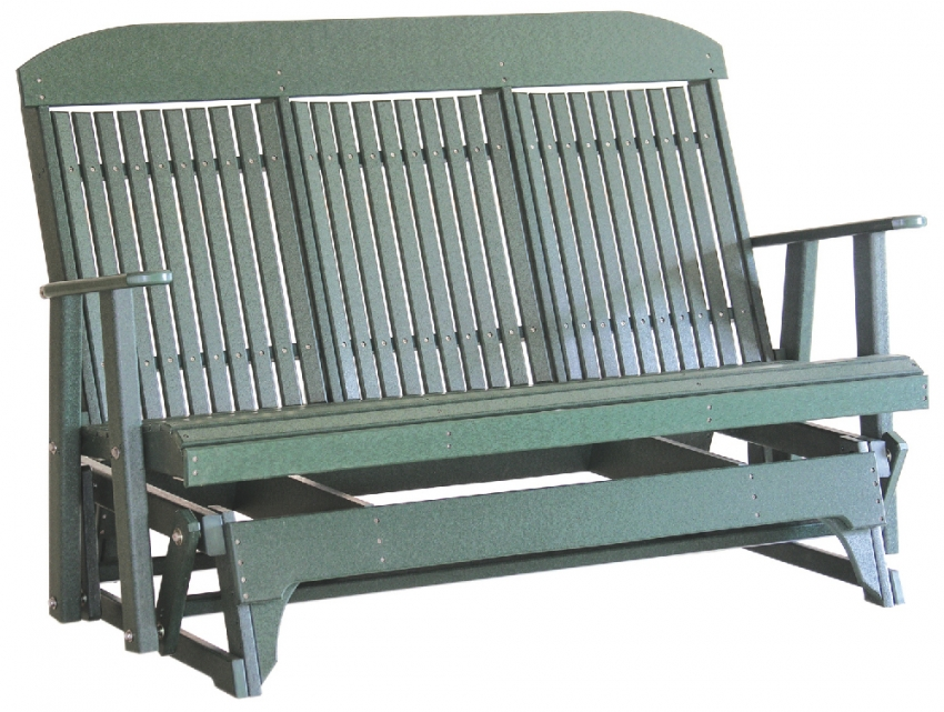 Poly Gliders Hardy Lawn Furniture Amish Built Lawn
