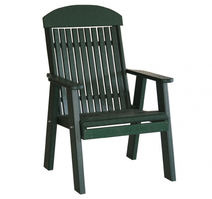 Poly Chairs U0026 Benches | Hardy Lawn Furniture | Amish Built Lawn Furniture,  Gazebos,