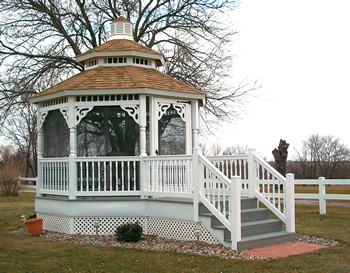 Superbe Customize Your Gazebo